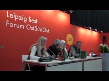 """Leipzig liest 2015: """"Im Brennpunkt"""""""
